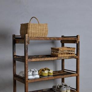 Factory Shelf / ファクトリー シェルフ 〈棚・下駄箱・シューズラック・インダストリアル〉BF2012-0001