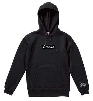 GrooveP(BLACK)  Black Box Logo