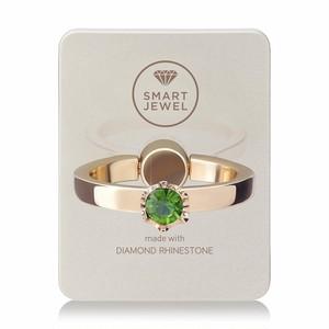 Smart Jewel-Lady Crown‐Champagne Gold-8月‐17SJ8-1-SGDPER