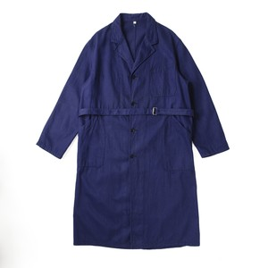 French cotton work coat