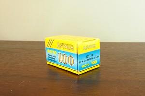 【 35mm モノクロネガ 】ASTRUM( アストラム ) FOTO100 36枚撮り