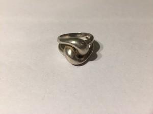 【14号】Vintage 925 silver rings ( ヴィンテージ  シルバー リング )