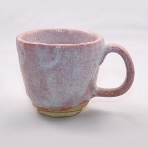 桃志野 マグカップ 壱  Pink Shino Mug I