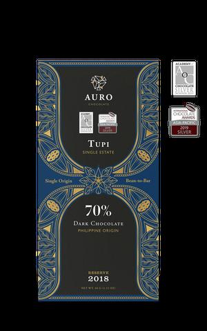 70%ダークチョコレート トゥピ Reserve 2018(60g)