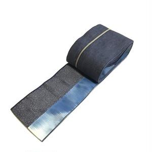 ライトデニム 半巾帯