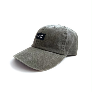 THURSDAY - t/d PIGMENT DYED CAP (Olive)