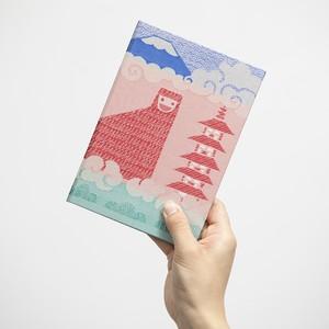 HATAORIMACHI NOTE BOOK ◤SARU◢