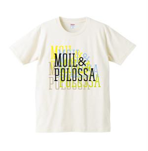 MOIL&POLOSSA Tシャツ