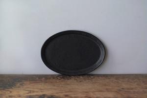 リムオーバル皿M