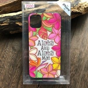Nā Pua  iPhone スマホケース