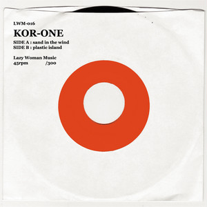 KOR-ONE / SAND IN THE WIND