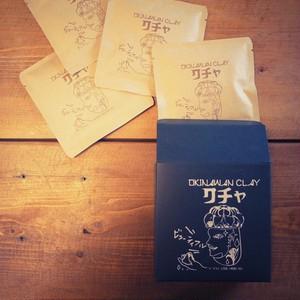 """OKINAWAN CLAY クチャ""""Bath&Mask"""" 15g×4個set"""
