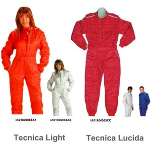 TECNICA LIGHT and TECNICA LUCIDA Suit