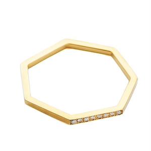 ヘプダゴンダイヤリング