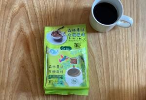 森のコーヒー「まいるどぶれんどドリップバッグ」・12g×5袋