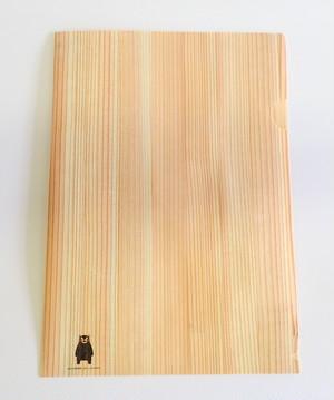 小国杉 A4ファイル