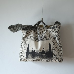 BRIDGE BAG / white