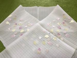 夏用半襟 高級刺繍7  1800円