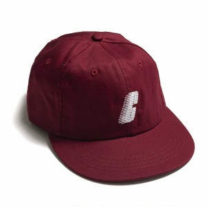 CHRYSTIE NYC (クリスティーニューヨーク) / RACE C LOGO HAT -BURGUNDY-