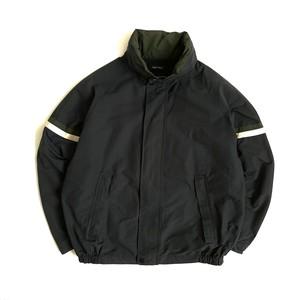 USED 00's NAUTICA, sailing jacket - navy, green