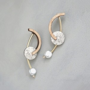 pierced earrings B-P20/earrings B-E20