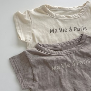 〔即納〕mom / Paris tee