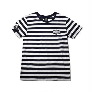 Tシャツ「OCEAN」(ネイビー/T-021)