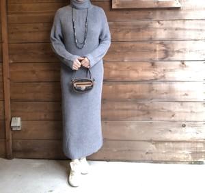 Knit dress 【New product】