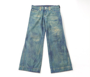 Arles Denim Pants