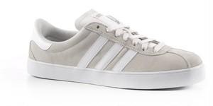 adidas Skateboarding / Skate Adv / Skate shoes / Crystal-White-White