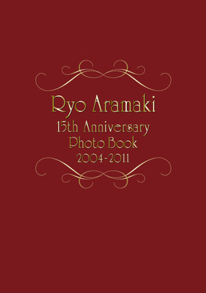 15th Anniv Photo Book  バラ