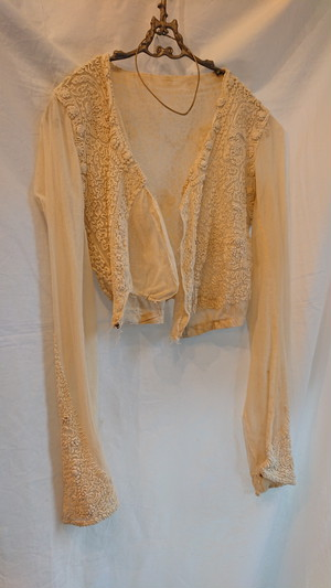 French Antique 1890~1920's Victorian Lace