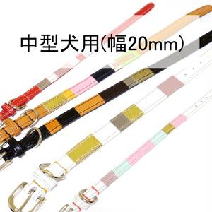 中型犬用(幅20mm)