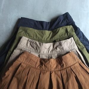Harvesty キュロットスカート