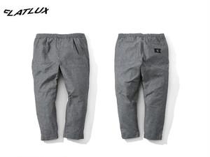 "FLATLUX|Ideal Eazy Pant ""herringbone grey"""