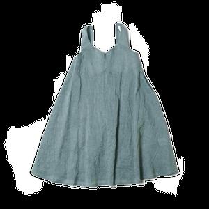 Pumpkin Pollen Dress / E20SS-AK-DR02