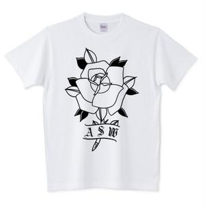 TRAD ROSE Tシャツ