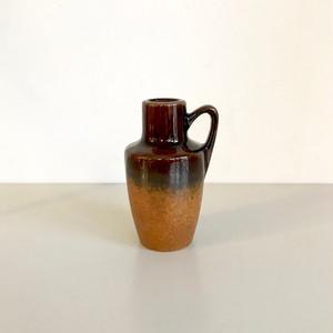 "Vintage W.Germany Pottery Vase ""Scheurich"" 405-13.5 西ドイツ"