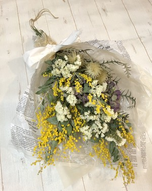 (Re:II) 限定商品 / Dried Flower スワッグType:D