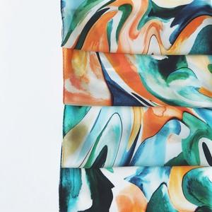 La スカーフ MIX 90cm