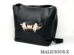 cat  fang cross body & handbag