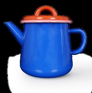 BORNN / COLORAMA - Tea Pot - Blue