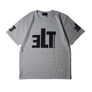 ELT LOGO T-SHIRT GRAY