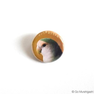 缶バッジS 32mm 「ポートレート」