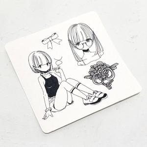 ふせでぃ / タトゥーシール