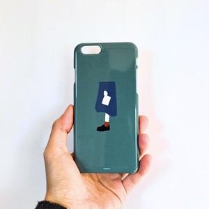 【ラスト1個】メッセージ グリーン iPhone6/6s