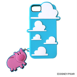 DISNEY/PIXAR Pixar SILICONE iPhone CASE/YY-D038 CL