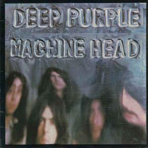 DEEP PURPLEディープ・パープル/MACHINE HEAD