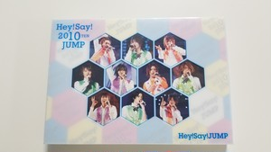 Hey! Say! 2010 TEN JUMP 初回プレス盤 【DVD】