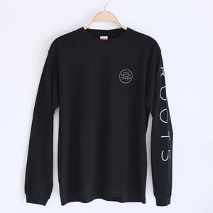 RS L/S TEE(ブラック)